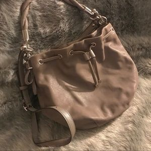 Coach bucket crossbody